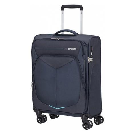 American Tourister Kabínový cestovný kufor Summerfunk Strict Spinner 78G 40 l - tmavě modrá