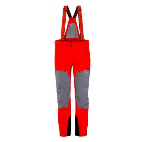 Spyder M PROPULSION GTX oranžová - Pánske lyžiarske nohavice