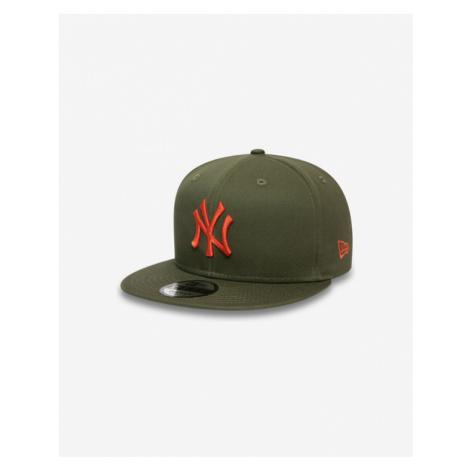 New Era New York Yankees League Essential 9Fifty Šiltovka Zelená