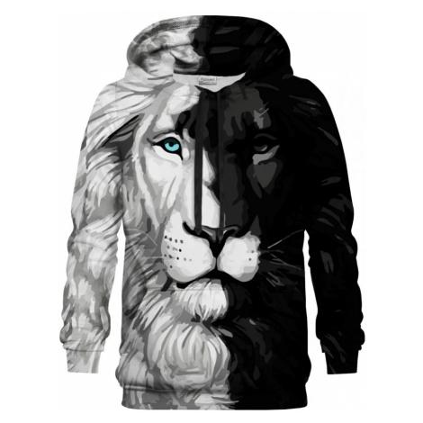Mikina Bittersweet Paris BW Lion Hoodie