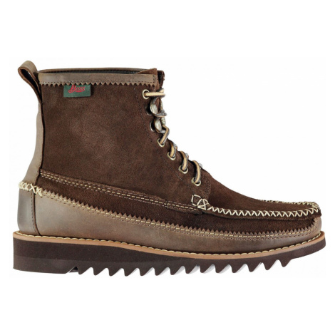 Bass Weejuns Lyndon Hi Winter Boots Dark Brown