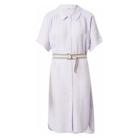 sessun Košeľové šaty 'LUMIO'  levanduľová Sessùn