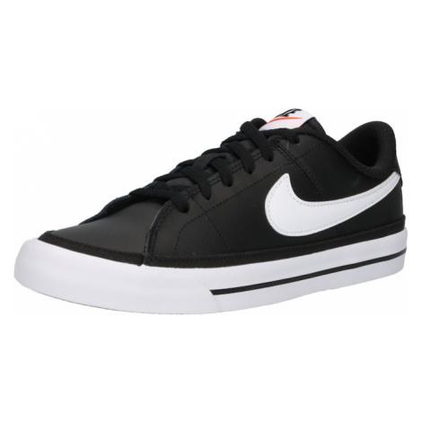 Nike Sportswear Tenisky 'Court Legacy'  čierna / biela