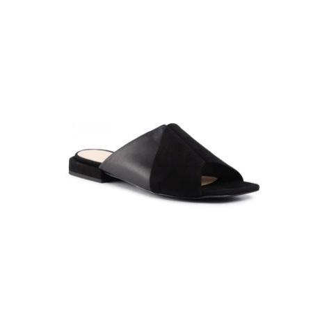 Furla Šľapky Fold 1050382 S YC57 MJ0 Čierna