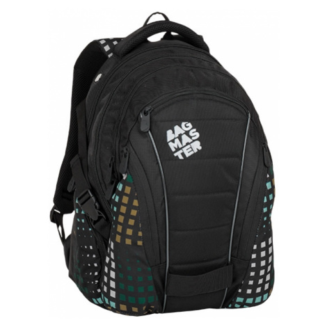 Bagmaster Bag 8 D Black/green/grey