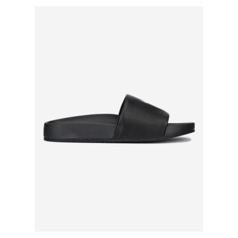 Cayson Pantofle Polo Ralph Lauren Čierna
