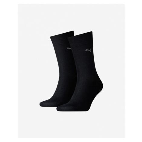 Puma Ponožky 2 páry Čierna