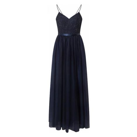 Laona Kokteilové šaty  tmavomodrá