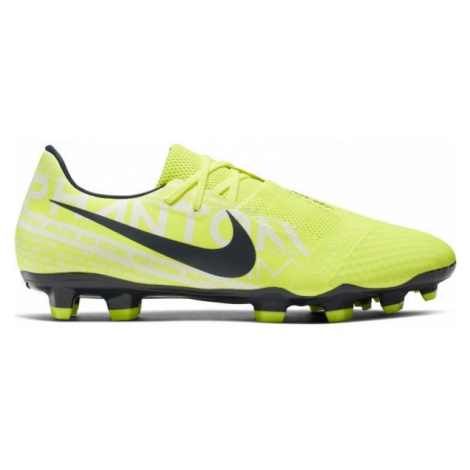 Nike PHANTOM VENOM ACADEMY FG žltá - Pánske kopačky