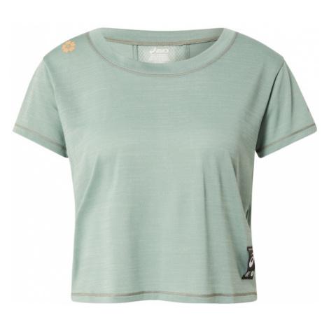 ASICS Funkčné tričko 'SAKURA SS'  sivá