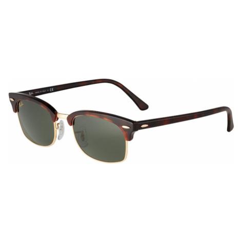 Ray-Ban Slnečné okuliare  tmavozelená / hnedá