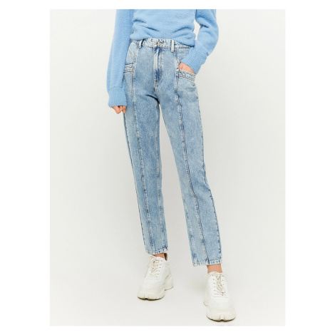 Svetlo modré mom fit džínsy TALLY WEiJL