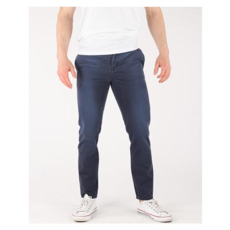 Trussardi Jeans Garment Dyed Jeans Modrá