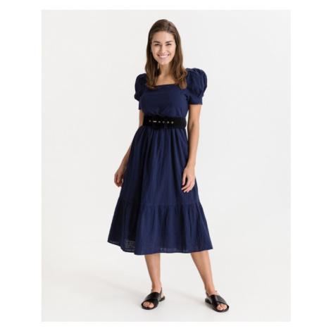 Vero Moda Idiris Šaty Modrá