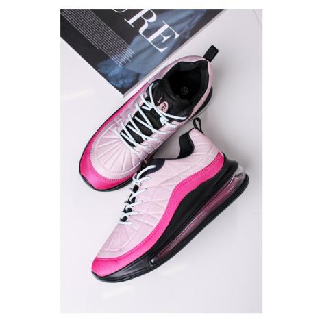 Ružové nízke tenisky Ellen Vices
