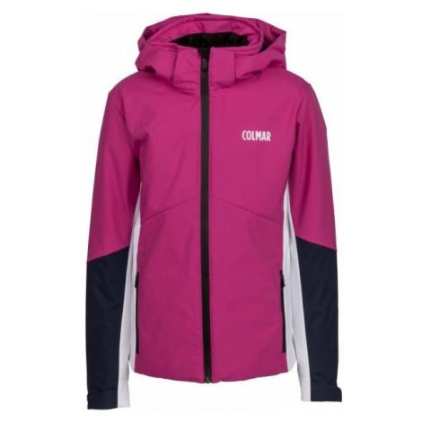 Colmar JR.GIRL SKI JKT ružová - Dievčenská lyžiarska bunda