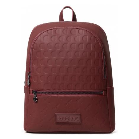Desigual elegantný bordový ruksak Back Alma Novara