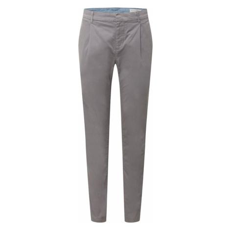 TOM TAILOR DENIM Chino nohavice  sivá