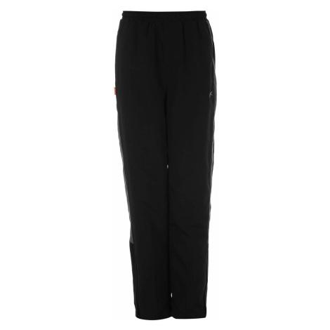 Slazenger Open Hem Woven Pants Junior Boys Black