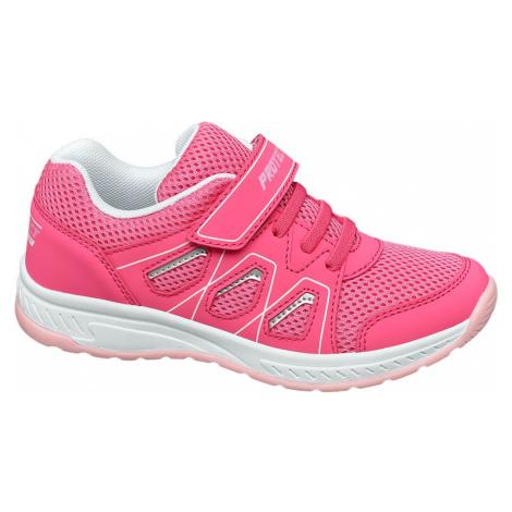 Graceland - Ružové tenisky na suchý zips Graceland