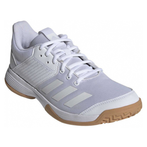 adidas LIGRA 6 biela - Dámska halová obuv