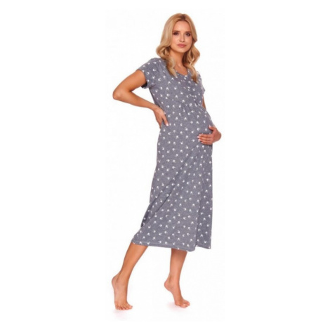 Dámska tehotenská nočná košeľa TM.4119 - Doctor nap
