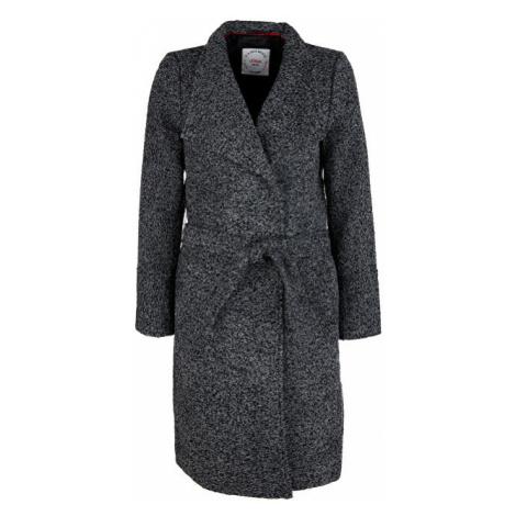 s.Oliver Dámsky kabát 05.909.52.3261.99P1 Black Tweed