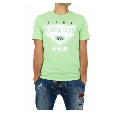 Pánske bavlnené tričko Glo Story