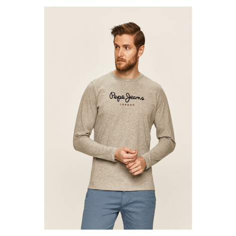 Pepe Jeans - Pánske tričko s dlhým rukávom
