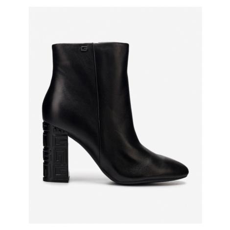 Guess Lariah Členková obuv Čierna