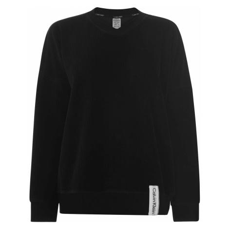 Calvin Klein Velvet Sweatshirt