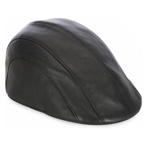 Kožená pánska čiapka Wittchen