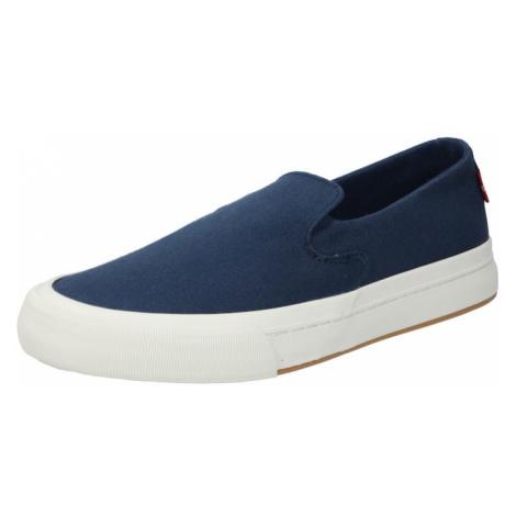 LEVI'S Slip-on obuv 'SUMMIT'  námornícka modrá Levi´s