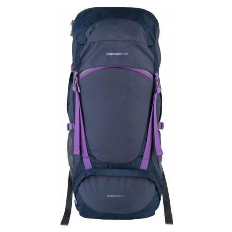 Crossroad MALCOM45 modrá - Turistický batoh