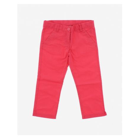 Geox 3/4 nohavice detské Ružová