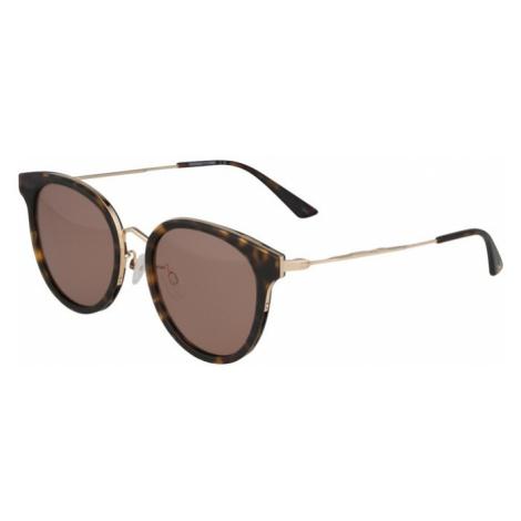 McQ Alexander McQueen Slnečné okuliare  hnedá