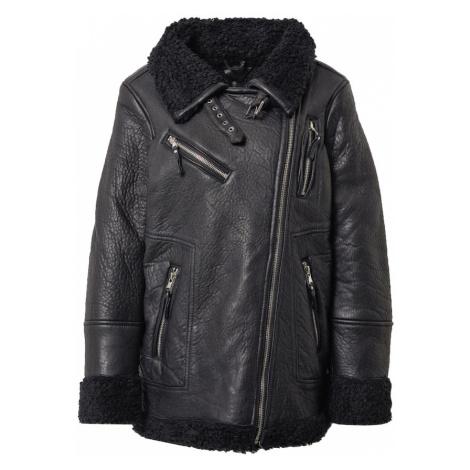 BE EDGY Zimná bunda 'Alora'  čierna