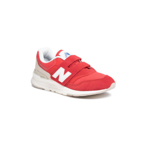 New Balance Sneakersy PZ997HBS Červená