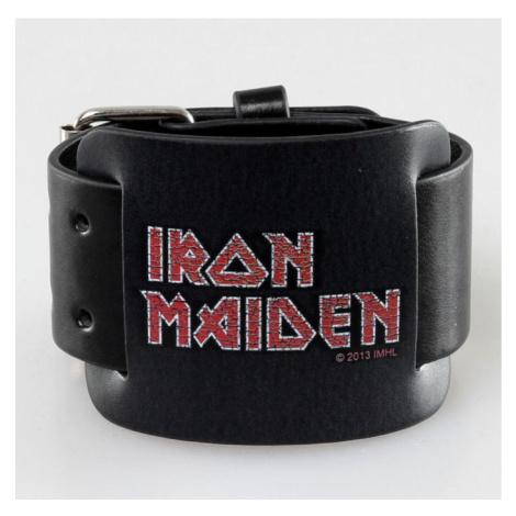 náramok RAZAMATAZ Iron Maiden Logo