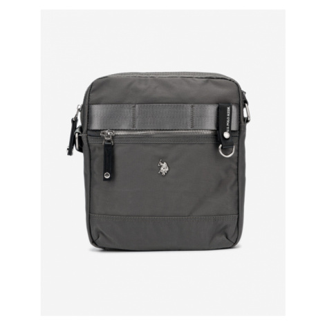 U.S. Polo Assn New Waganer Medium Cross body bag Šedá