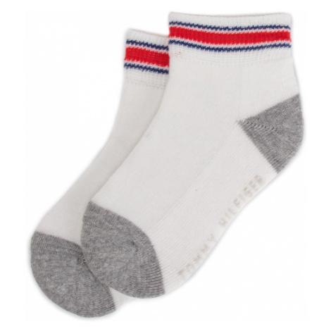 Súprava 2 párov vysokých ponožiek detských TOMMY HILFIGER