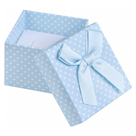 JK Box Darčeková krabička na prsteň alebo náušnice KK-3 / A15 JKbox