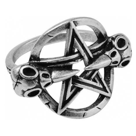 prsteň KILLSTAR - Prey - SILVER - KSRA002806