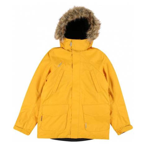 Reima Zimná bunda 'Serkku'  zlatá žltá