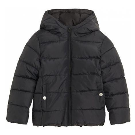 MANGO KIDS Kabát  čierna