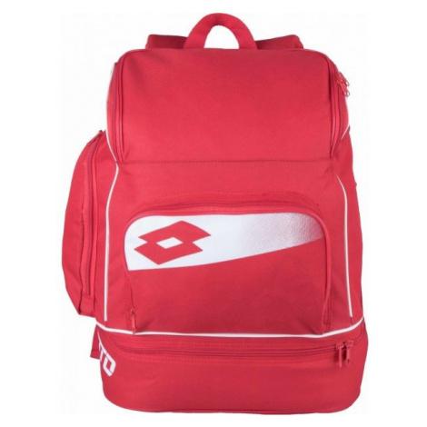 Lotto BKPK SOCCER OMEGA II červená - Športový batoh
