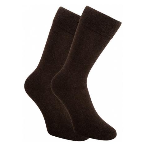 Ponožky Bellinda bambusové hnedé (BE497520-650) L