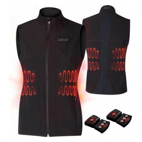 Heat Vest 1.0 Set dámská vyhřívaná vesta barva: černá;velikost oblečení: M Lenz