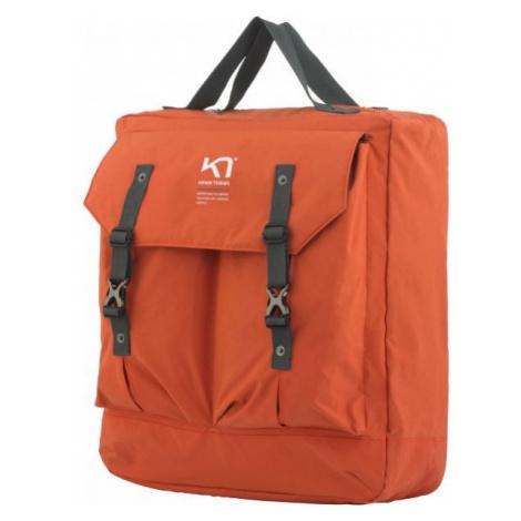 KARI TRAA SIGRUN BAG oranžová - Mestský batoh/taška