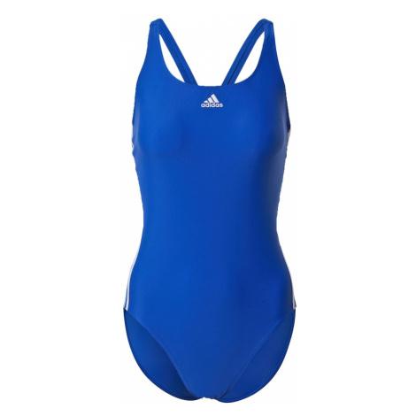 ADIDAS PERFORMANCE Športové jednodielne plavky 'SH3.RO 3S SUIT'  modrá